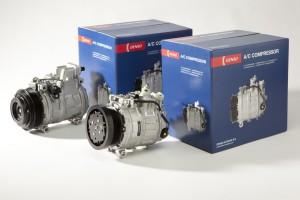 Wszystkie sprężarki klimatyzacji DENSO są dostarczane jako kompletne jednostki, napełnione odpowiednią ilością oleju.