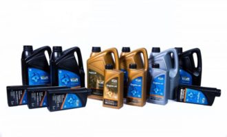Nowe oleje Kraft Automotive