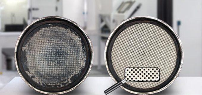 Regeneracja filtra cząstek stałych