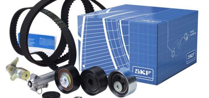 Zmiany w napinaczach i pompach SKF