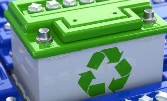 Bio Service zbiera złom akumulatorowy