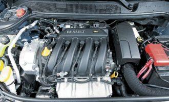 Wymiana paska rozrządu<br/>w Renault Megane 1.6 (silnik K4M)